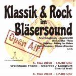2018 - Klassik und Rock im Bläsersound